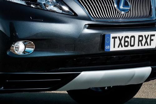 Công bố giá Lexus RX 450h SE-I 2011 - 2