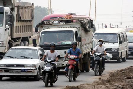 Đại hội Đảng: Hà Nội cấm đường - 1