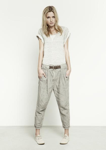 Kết hợp jeans và kaki phong cách - 15