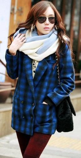 Những mẫu khăn ống đẹp nhất Đông 2011 - 4