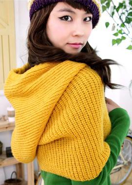 Những mẫu khăn ống đẹp nhất Đông 2011 - 14