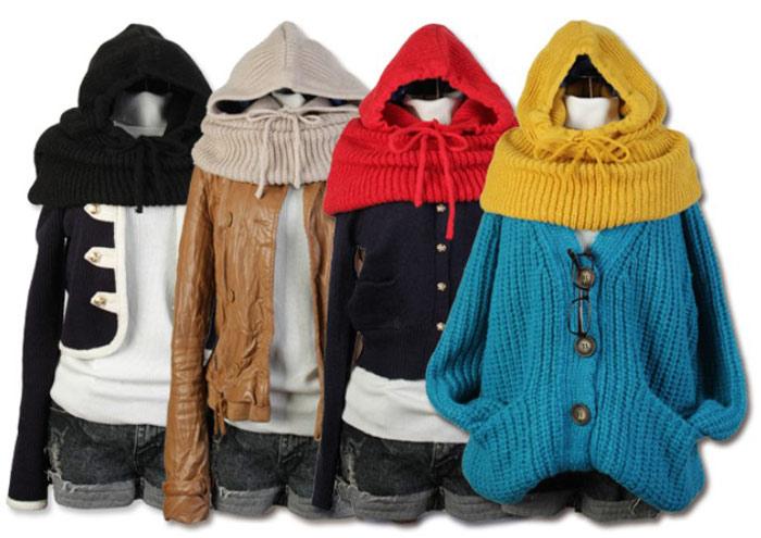 Những mẫu khăn ống đẹp nhất Đông 2011 - 15