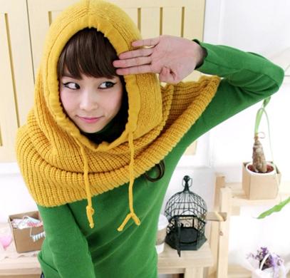 Những mẫu khăn ống đẹp nhất Đông 2011 - 13