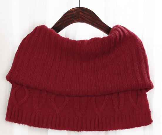 Những mẫu khăn ống đẹp nhất Đông 2011 - 20