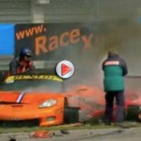 Những vụ tai nạn kinh hoàng từ Motorsport năm 2010 (phần 1)