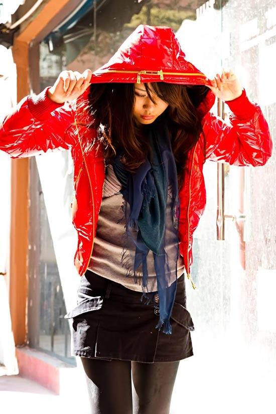 Quên đi giá rét với áo phao phồng ấm áp - 7