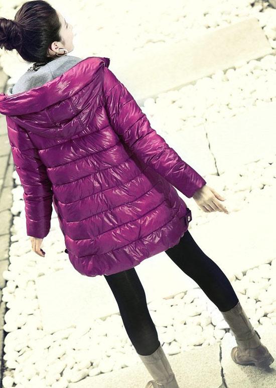 Quên đi giá rét với áo phao phồng ấm áp - 20