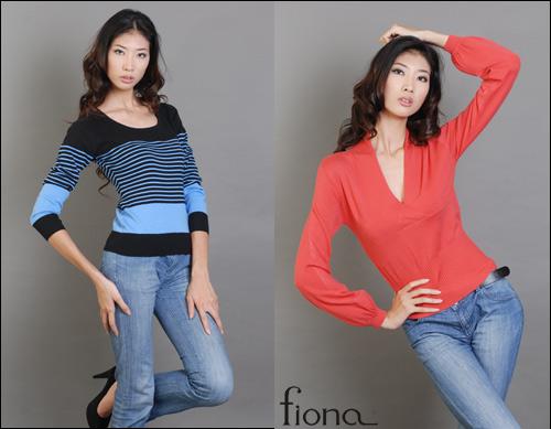 Đẹp và phong cách cùng thời trang Fiona. - 1