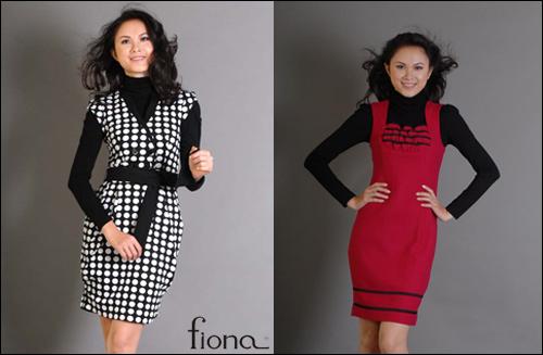 Đẹp và phong cách cùng thời trang Fiona. - 6
