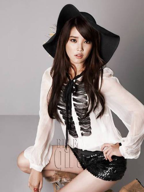 IU - Nữ ca sĩ K-Pop hot nhất hiện nay - 8