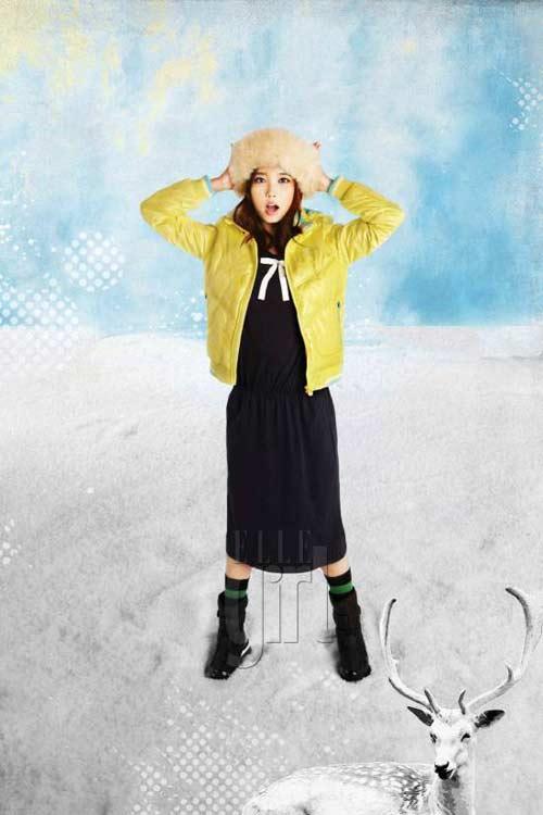 IU - Nữ ca sĩ K-Pop hot nhất hiện nay - 9
