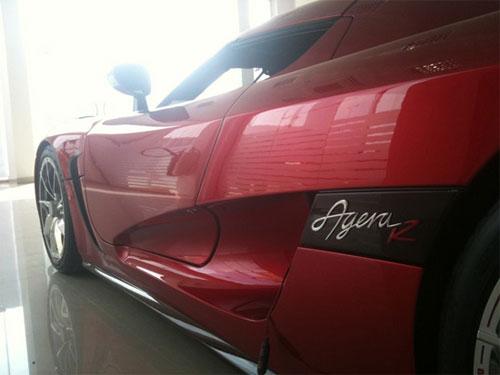2011 Koenigsegg Agera R siêu xe mạnh nhất thế giới - 4