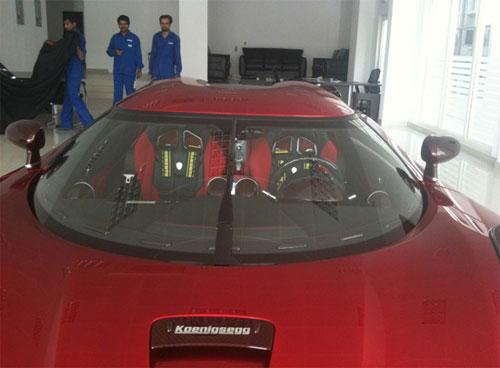 2011 Koenigsegg Agera R siêu xe mạnh nhất thế giới - 7