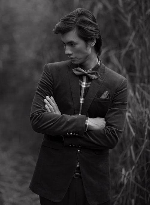 Ngắm diễn viên Nhan Phúc Vinh trong trang phục Maschio - 1
