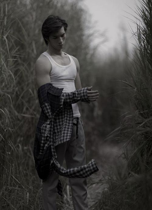 Ngắm diễn viên Nhan Phúc Vinh trong trang phục Maschio - 6