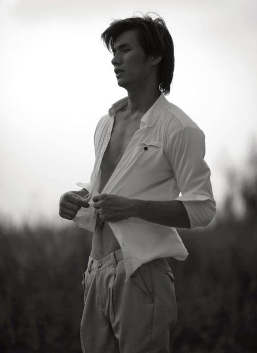Ngắm diễn viên Nhan Phúc Vinh trong trang phục Maschio - 11
