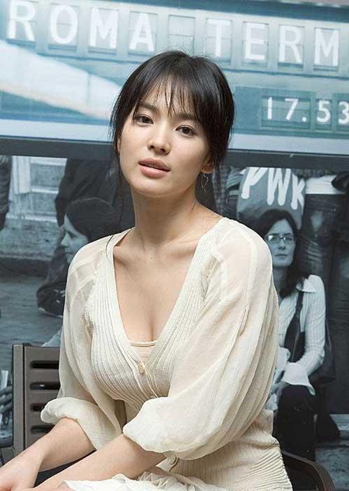 Song Hye Kyo lộ clip sex phi pháp - 8