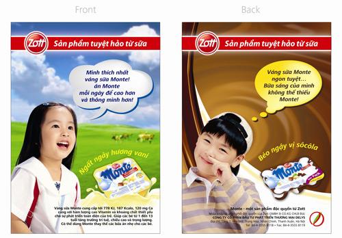 Váng sữa nhập khẩu – Tin và dùng - 2