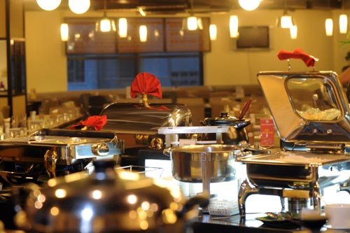 Khai trương nhà hàng Hoàng Yến tại Me Linh Point - 1