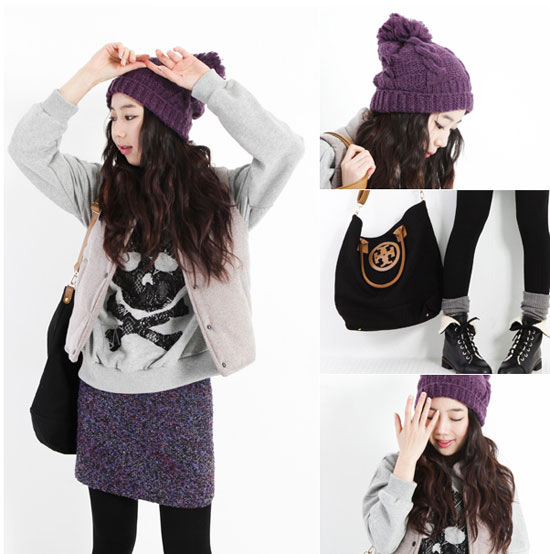 3 kiểu mũ len đẹp cho bạn diện Tết này - 14