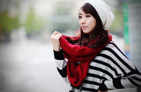3 kiểu mũ len đẹp cho bạn diện Tết này - 3