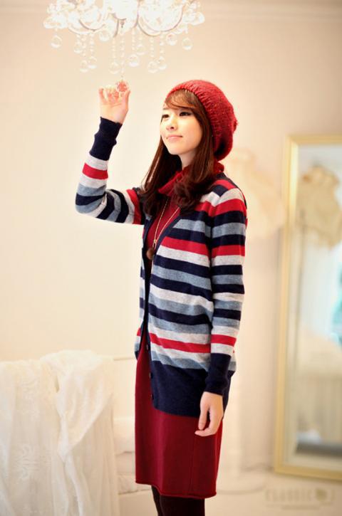 3 kiểu mũ len đẹp cho bạn diện Tết này - 4