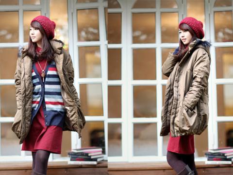 3 kiểu mũ len đẹp cho bạn diện Tết này - 5