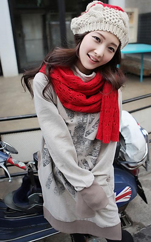 3 kiểu mũ len đẹp cho bạn diện Tết này - 8