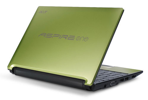 Netbook giá rẻ Acer Aspire One 522 - 4