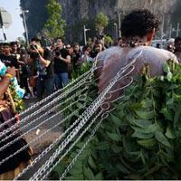 Hành xác tại lễ hội Thaipusam