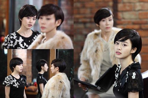 """Kim Tae Hee """"xuống tóc"""" lạ lẫm - 3"""