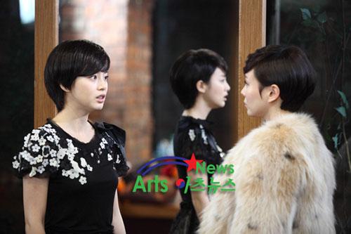 """Kim Tae Hee """"xuống tóc"""" lạ lẫm - 4"""