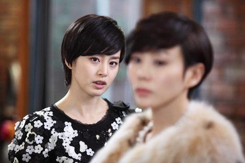 """Kim Tae Hee """"xuống tóc"""" lạ lẫm - 5"""