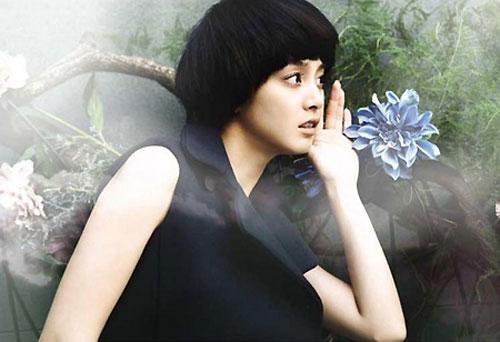 """Kim Tae Hee """"xuống tóc"""" lạ lẫm - 15"""