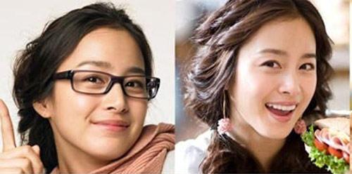 """Kim Tae Hee """"xuống tóc"""" lạ lẫm - 12"""