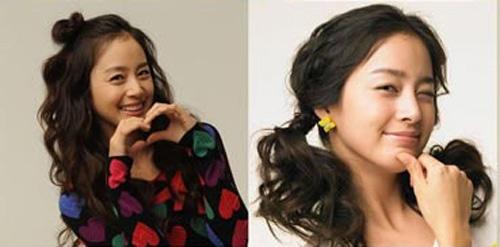 """Kim Tae Hee """"xuống tóc"""" lạ lẫm - 13"""