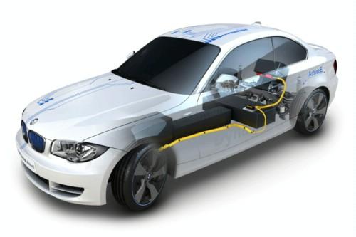 BMW sản xuất xe điện cho Trung Quốc - 1
