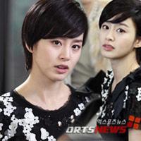 """Kim Tae Hee """"xuống tóc"""" lạ lẫm"""