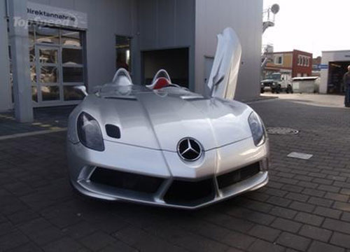 Siêu xe SLR McLaren Stirling Moss gần 21 tỷ VND - 2