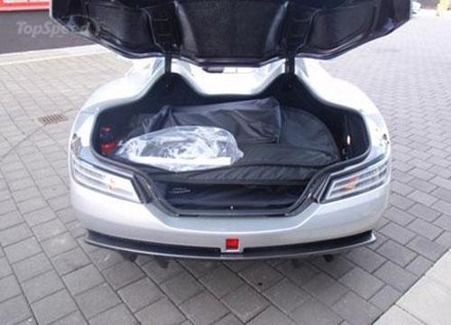 Siêu xe SLR McLaren Stirling Moss gần 21 tỷ VND - 3