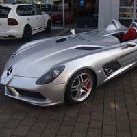 Siêu xe SLR McLaren Stirling Moss gần 21 tỷ VND
