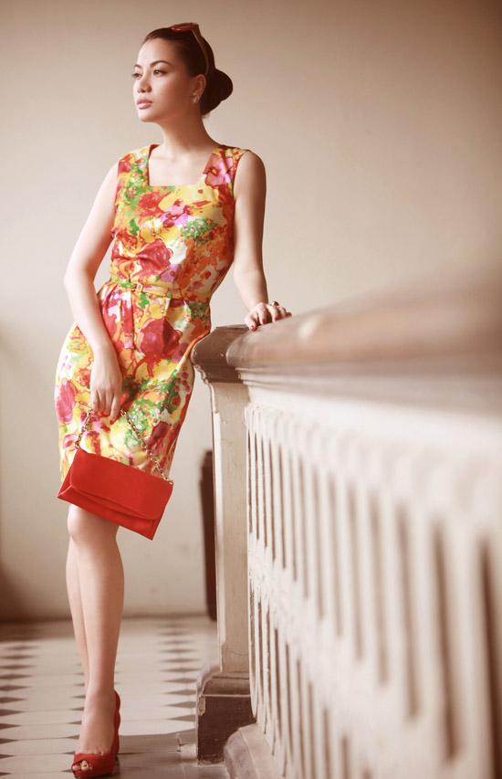 Diện váy ngắn yêu kiều như Trương Ngọc Ánh - 13