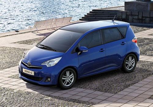 Công bố giá Toyota Verso-S 2011 - 2