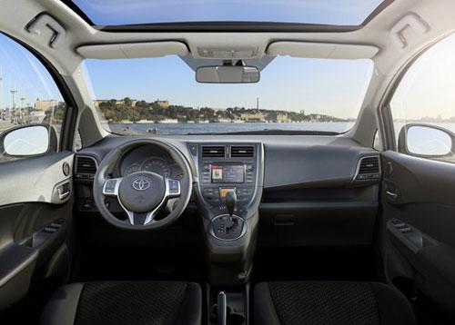 Công bố giá Toyota Verso-S 2011 - 4