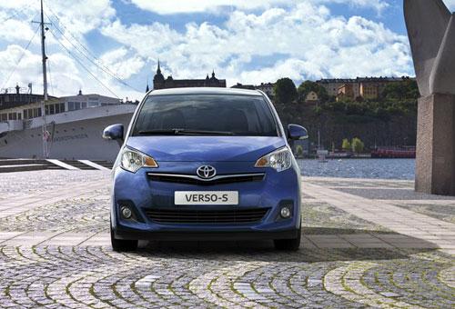 Công bố giá Toyota Verso-S 2011 - 7