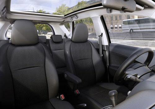 Công bố giá Toyota Verso-S 2011 - 5