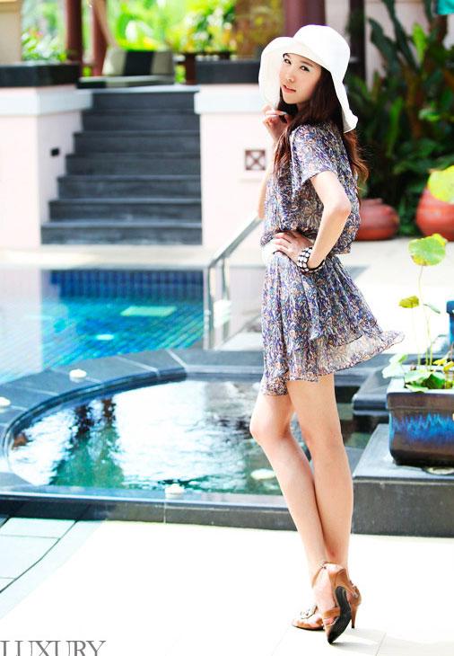Váy xinh cho Tết thêm ngọt ngào - 3