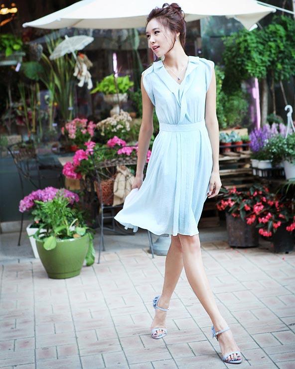 Váy xinh cho Tết thêm ngọt ngào - 8