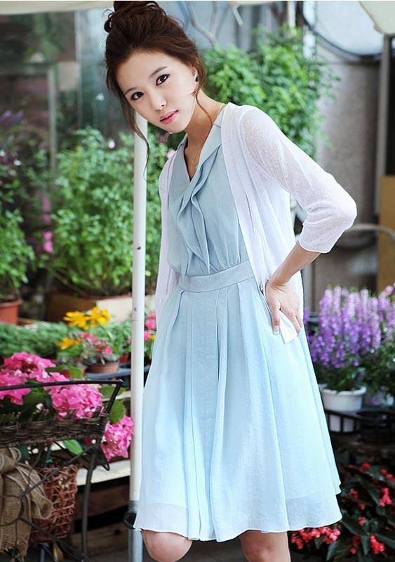 Váy xinh cho Tết thêm ngọt ngào - 10