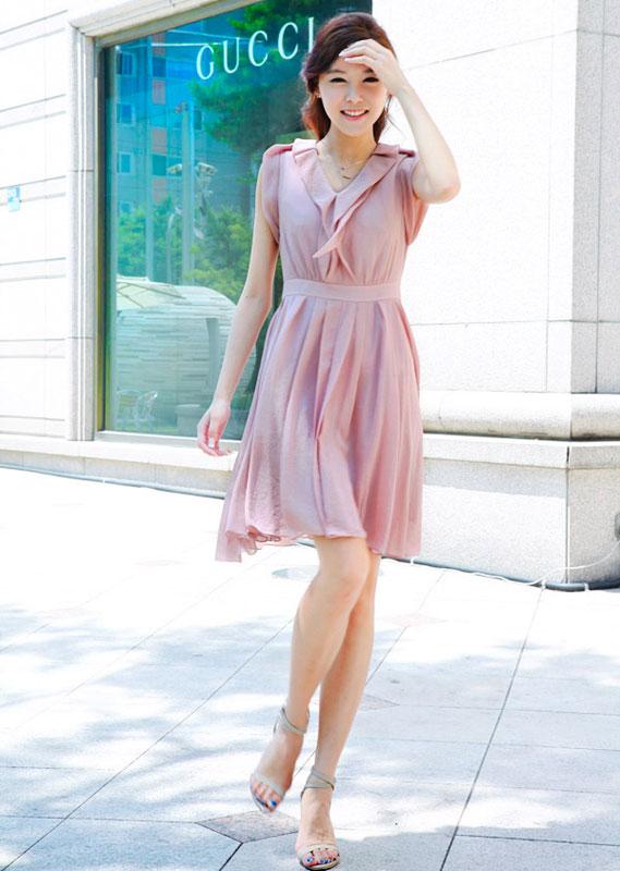 Váy xinh cho Tết thêm ngọt ngào - 13